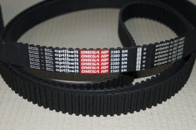 Toothed belts